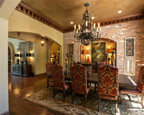 10 inviting old world style dining rooms artisan crafted iron furnishings and decor blog best mediterranean dining room gallery mywhataburlyweek