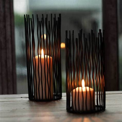 Patio Table Candle Holders 2015 Soft Time Continental Iron Candlestick Retro