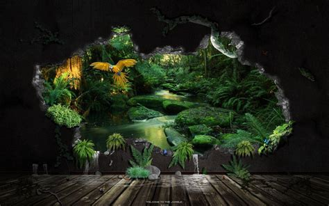 free wallpaper jungle jungle backgrounds wallpaper cave