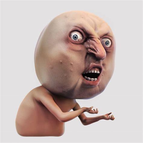 troll face stock  illustrations  vector art