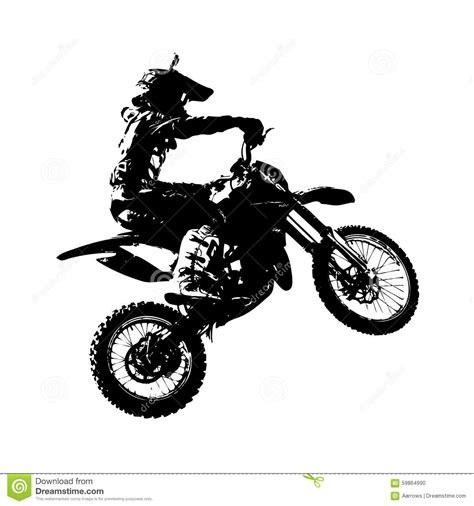 cdr bike price rider participates motocross chionship vector stock