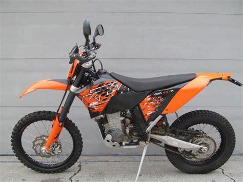 2008 Ktm 450 Excr 2008 Ktm 450 Exc R Dual Sport For Sale On 2040 Motos