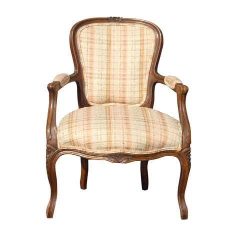 french country armchair plaid armchair cheap reading chairs armchairs ideas and review with plaid armchair