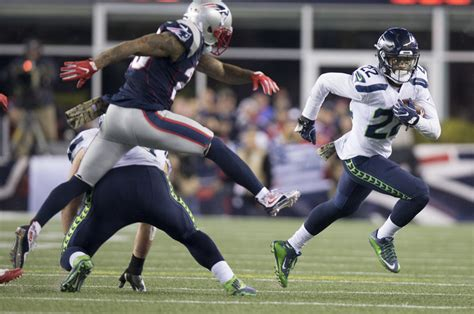 c j prosise is precisely what seahawks run needed