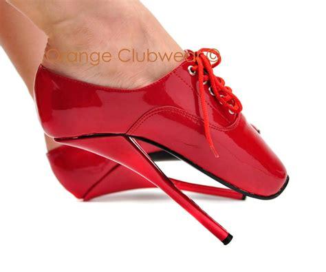 devious ballet 18 lace up 7 quot heels