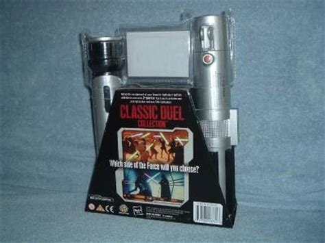 jedi vs sith lightsabers wars classic duel collection exclusive 2 pack ebay