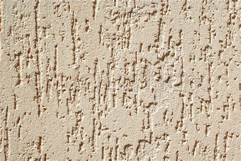 Exterior House Decorations by Plaster Wall Texture Stock Photo Colourbox