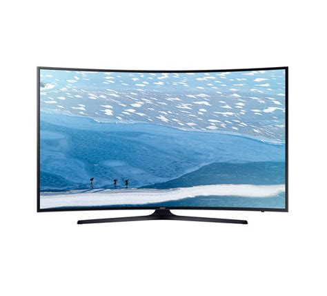 samsung ua 49ku7350 49 quot multi system uhd curved led smart