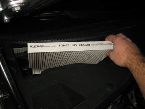 chrysler 300 cabin air filter replacement guide 010