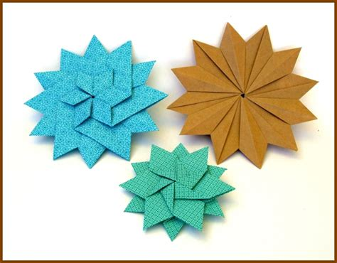 Origami 12 Point - origami gallery 2015