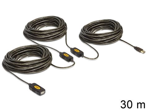 Gx Cable Usb Extension 30 M delock products 83453 delock cable usb 2 0 extension