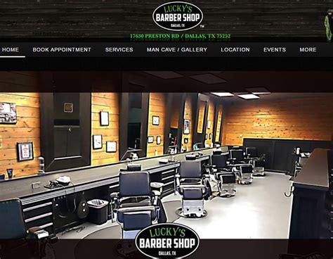 barber downtown dallas 100 barber shop shave parlor web designs