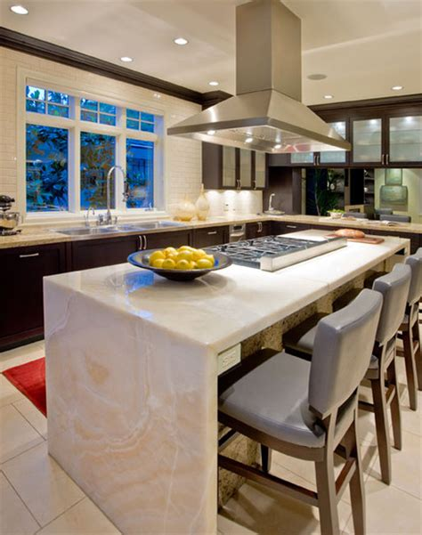 high end kitchen islands luxurious island design ideas for high end kitchen