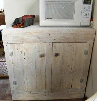 Kitchen Cabinets Made Out Of Pallets Shabby Pallet Cabinet