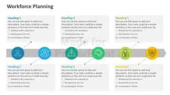 workforce planning editable powerpoint slides