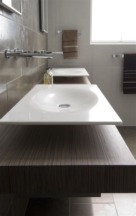 corian sinks bathroom minosa design modern bathroom floating vanity portlans st