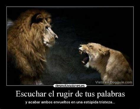 imagenes de leones fuertes usuario ingem desmotivaciones