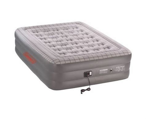coleman premium air mattress airbed bed sleeping cing ebay