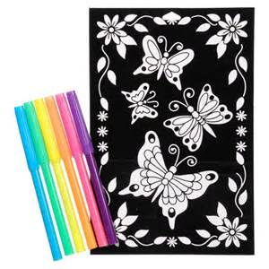 velvet posters to color color in velvet poster butterfly