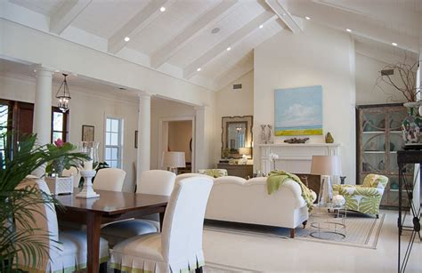 living room vaulted ceiling rustic living room with exposed beam cathedral ceiling in indian river shores fl zillow