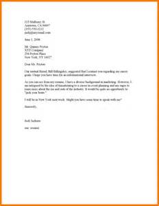 Cover Letter For Medical Secretary cover letter of interview cover letter for informational interview 1
