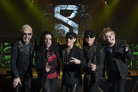 Tour Pic by Photos Scorpions