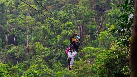 belize zip   mayan sky canopy tours placencia