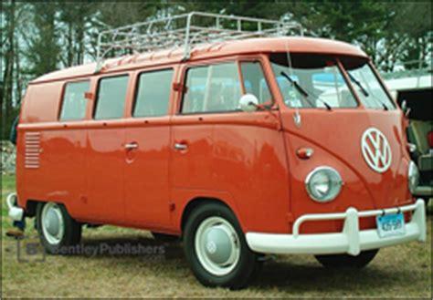 Vw Volkswagen Repair Manual Transporter 1950 1962
