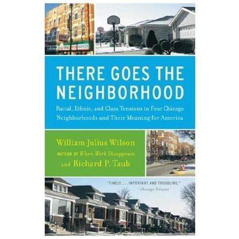 there goes the neighborhood books there goes the neighborhood by william julius wilson