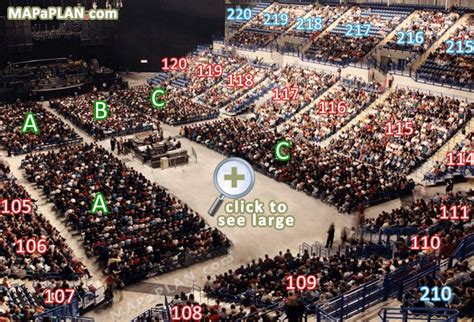 Bb T Center Floor Plan sheffield motorpoint arena seat numbers detailed seating