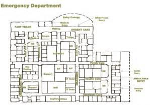 hospital emergency department floor plan emergency room hospital floor layout plans emergency