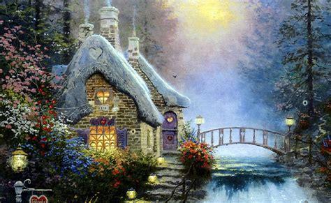 Enchanted Cottage by Ye Curiosity Shop Enchanted Cottage