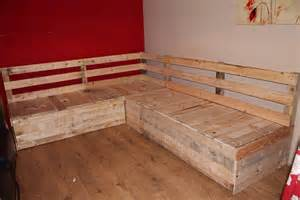 diy pallet sectional sofa with storage 99 pallets