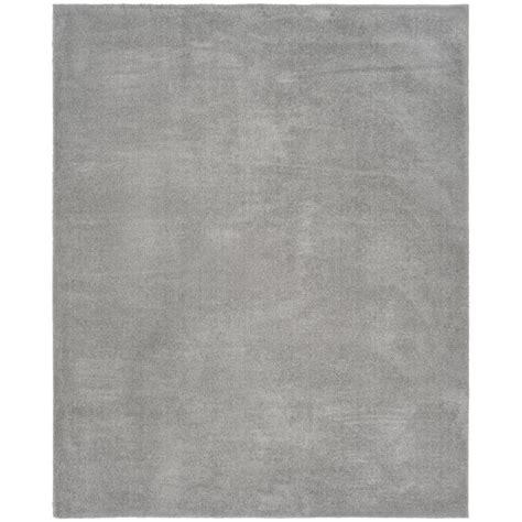 Light Gray Shag Rug by Safavieh Velvet Shag Light Gray 8 Ft X 10 Ft Area Rug