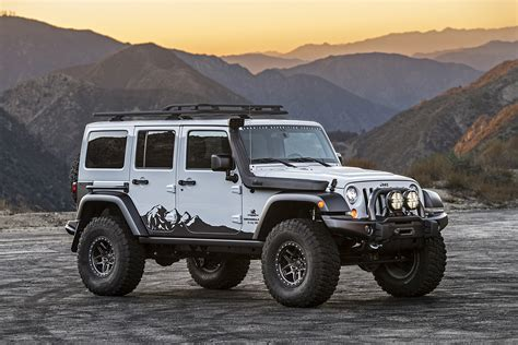 aev jeep aev 20th anniversary wrangler photos on autoweek com
