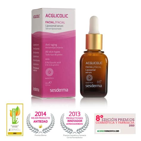 Serum Lipossom Medivapharma Buy Sesderma Acglicolic Liposomal Serum 30ml