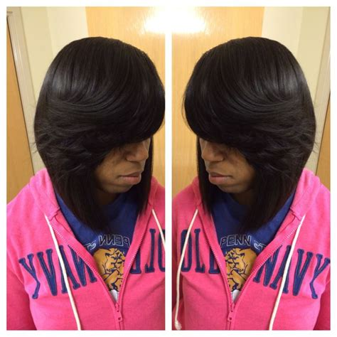 how to cut ur quick weave into layered stacked cyrls 247 best images about hair on pinterest