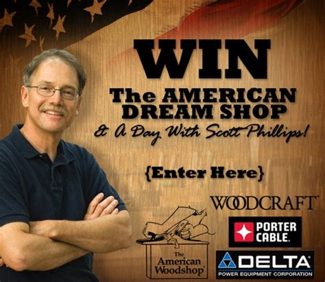 American Dream Sweepstakes - tool news nirvana delta s american dream shop giveaway festool ct dust extractors