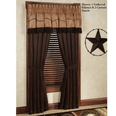 cowboy window treatments 17 best ideas about western curtains on