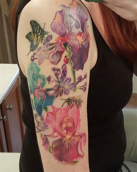 watercolor tattoo tucson 66 best floral fixes images on nature