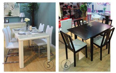 Meja Makan Empat Kursi meja makan empat kursi