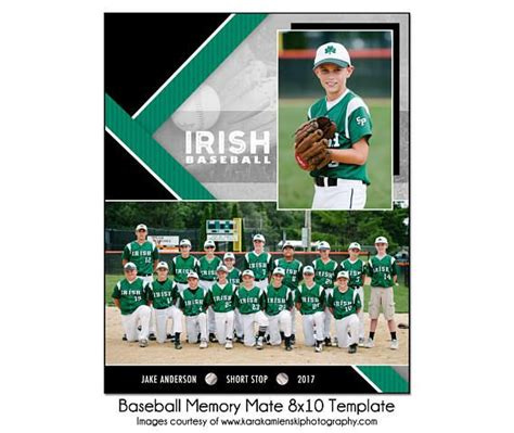sports team photography templates 29 best sports memory mate templates images on