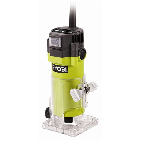 ryobi woodworking tools ryobi 350w trim router kit wood shop ideas