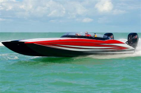 mti speed boats for sale mti 340x outboard catamaran offshore race boat