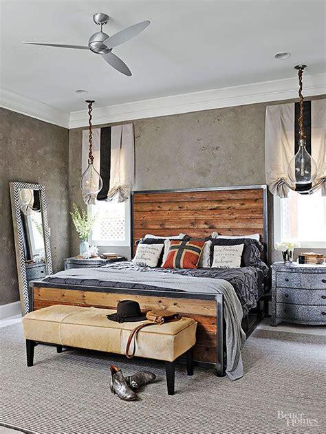 idea for wood metal mix decorations pretty headboard decorating ideas gray bedding bedhead