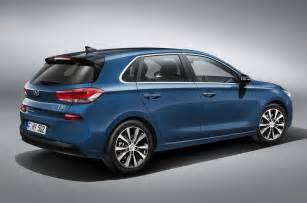 new launch car of hyundai all new hyundai i30 revealed in autocar