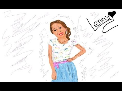 violetta painting drawing violetta in sketch martina stoessel