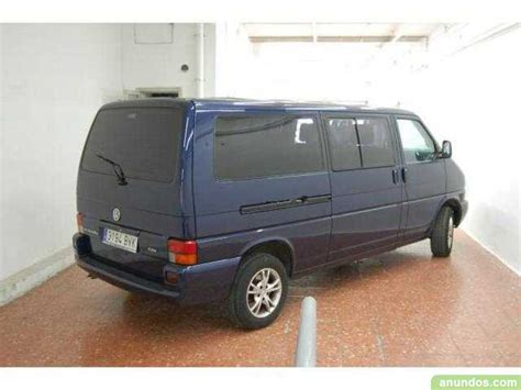 volkswagen caravelle 2 5 tdi 102cv larga 8 plazas badalona