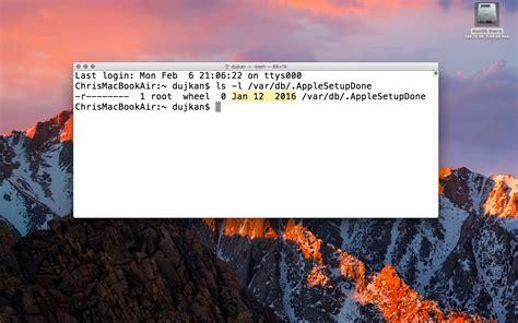 Instal Ulang Macbook Pro cara mengetahui kapan macos di install ulang terakhir kali pada mac anda insightmac