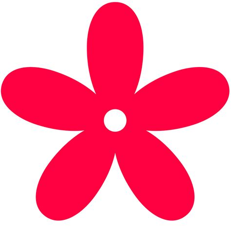 clipart flower png flower png clipart best